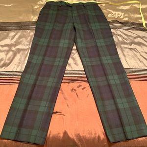 LAUREN Ralph Lauren Tartan Plaid Pants